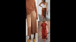 Crabapple Clothing's Spring 2020 Style Guide - Cropped, flared or straight legged pants.