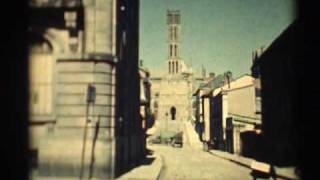 preview picture of video 'Limoges avril 1939'