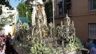 BM Carmen (Salteras) - Hiniesta - Traslado Extraordinario Hiniesta Gloriosa Coronada
