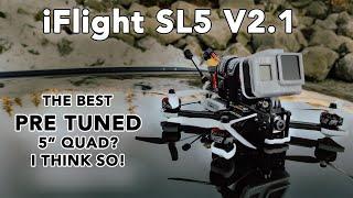 IFLIGHT Cidora SL5 V2.1 - UNBOXING & FIRST FLIGHT (FPV)