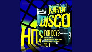 More Than a Woman (In the Style of Tavares) (Karaoke Version)
