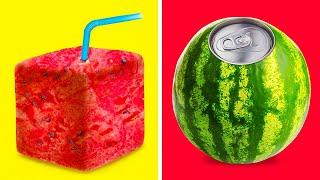 21 INGENIOUS AND CRAZY FRUIT HACKS