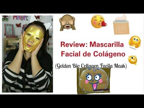 Natural na facial mask magdamag