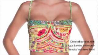 Bendito Varadero Bikini - 2012 Agua Bendita Swimwear - CaciqueBoutique.com