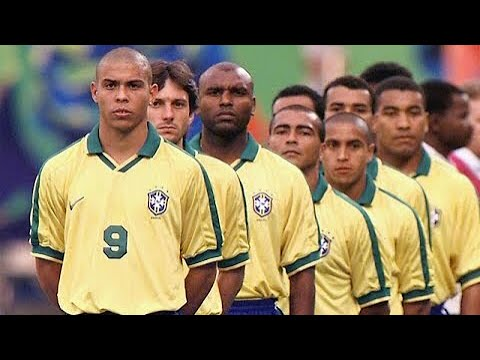 Brazil 1997 ● Most Talented Team Ever ||HD|| ►Insane Skills&Goals◄