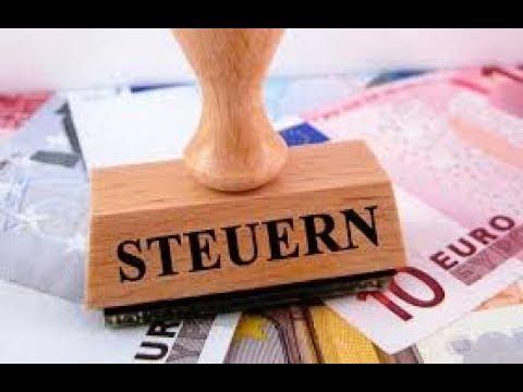Сколько и какие платят налоги в Германии.