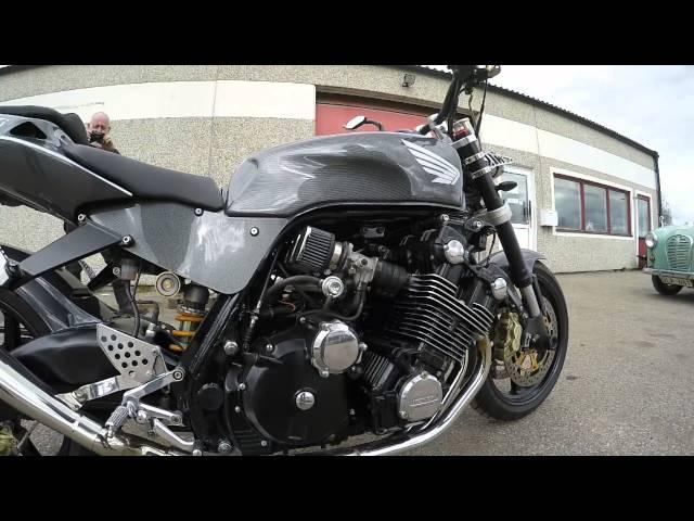 Honda Cbx 1000cc Efi 81 6cyl