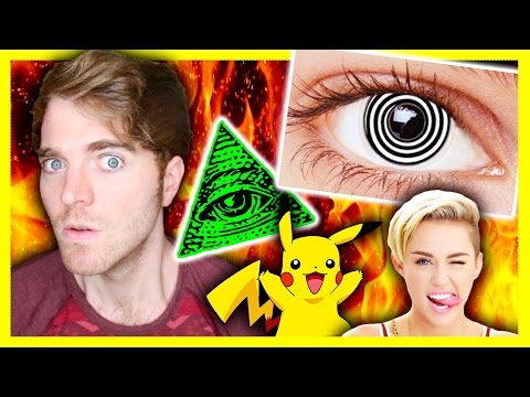 CONSPIRACY THEORIES & SUBLIMINAL MESSAGES