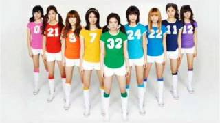 Girls Generation (SNSD) - Let's Talk About Love (with colors)
