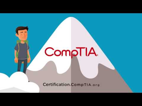 Reach Your IT Career Goals with CompTIA Certifications - YouTube
