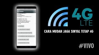 Cara Mudah Ganti Sinyal 4G untuk HP Vivo, Hanya dengan Dial Telepon Saja