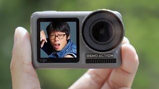 DJI Osmo Action Hands-on (vs. GoPro Hero 7 Black vs Sony X3000)