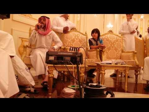 محمد بوجبارة موال عجيب في عرس أهالي الدمام