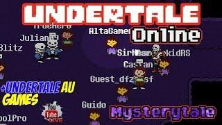 Undertale Online | Mysterytale | Underpants + AU