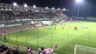 preview picture of video 'EZIOLINO CAPUANO SHOW -- Arezzo-Pordenone 1-0 (Postpartita - 8a giornata LegaPro 2014/15)'