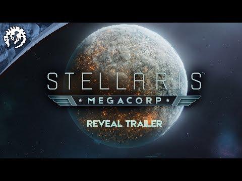 Stellaris: Megacorp - Expansion Announcement Teaser thumbnail
