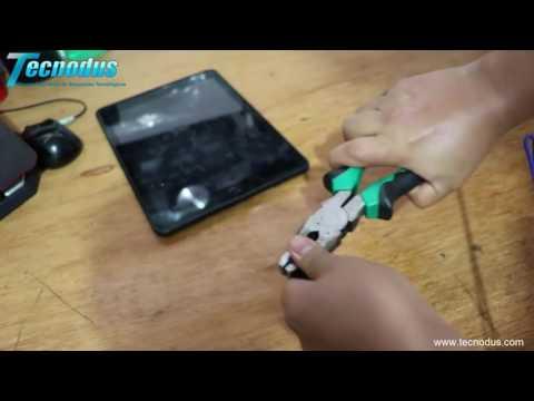 Como fabricar un soporte para Tablet