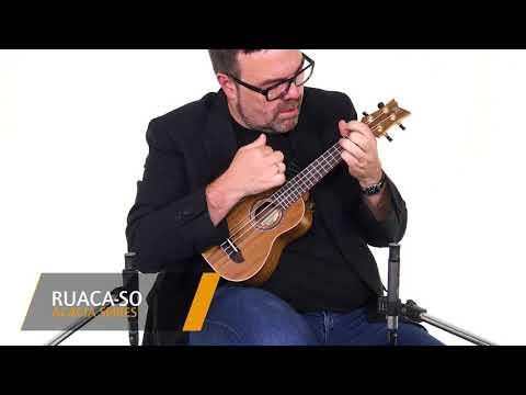 ORTEGA RUACA-SO Akustické ukulele
