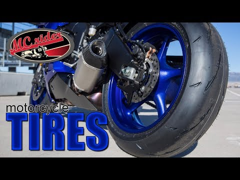 Motorcycle Tires – You asked MCrider answers.