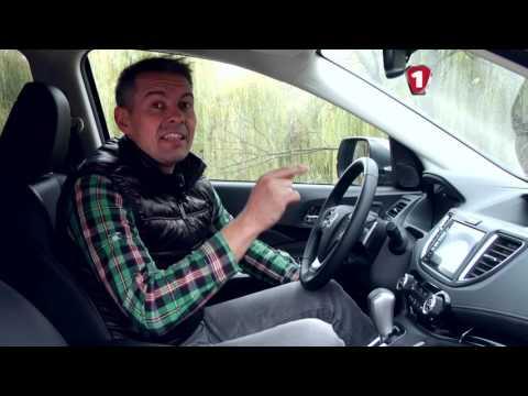 Honda  CR V Паркетник класса J - тест-драйв 2