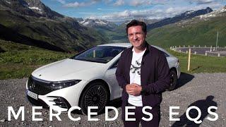 Am condus Mercedes EQS și mi-a schimbat viața! - Mercedes EQS - Prim Contact Nefiltrat