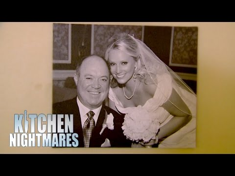 Jen Does Not Like The 'Trophy Wife' Tag - Kitchen Nightmares
