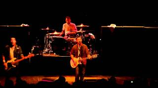 """05-28-11 Bayside """"It's Not a Bad Little War"""" clip  Best Buy Theater in NYC"""