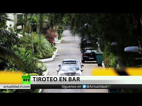Brasil: Decenas muertos por un tiroteo masivo en un bar
