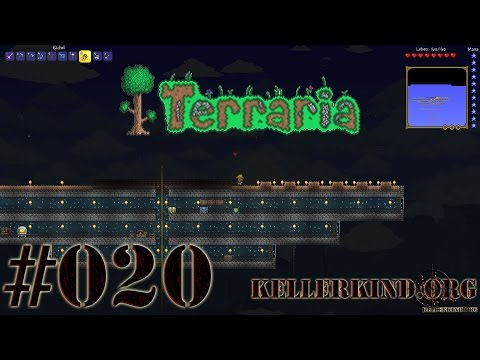 Terraria #20 – Ein Platz in den Wolken ★ Let's Play Terraria [HD|60FPS]