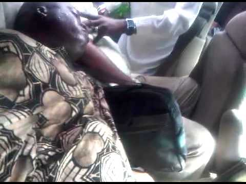 Six unconscious ACN politicians found in a car