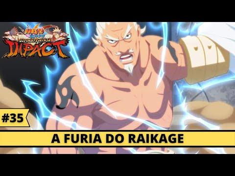 Naruto Shippuden Ultimate Ninja Impact #35 - A Reunio dos 5 KAGES! | Gameplay PC
