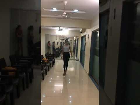 Ritika's walk video