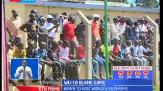 Athletics Kenya and Local Organizing Committee at loggerheads over WU-18 championship funds