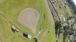 Sequim FPV , Baseball field , just a fun flight
