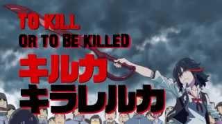 Kill la Kill – Trailer #2