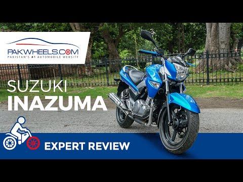 Suzuki Inazuma 250 | Expert Review | PakWheels