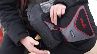 Ботинки зимние мужские для охоты и рыбалки