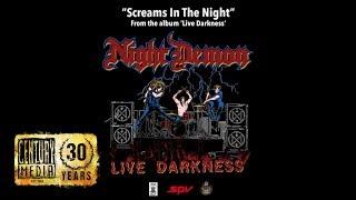 NIGHT DEMON - Screams In The Night (Album Track)