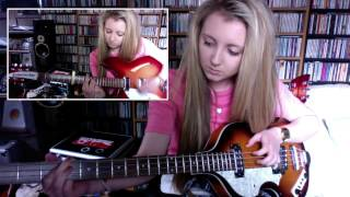 Me Singing 'Here There And Everywhere' By The Beatles (Full Instrumental Cover By Amy Slattery)
