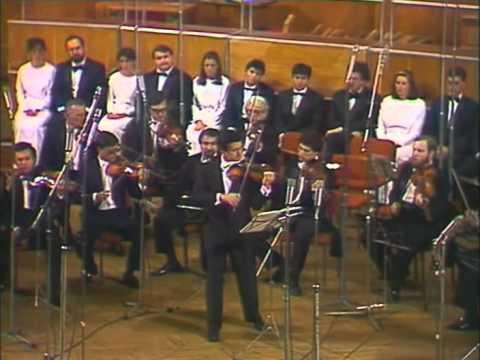 Антонио Вивальди Весна 1 часть Виртуозы Москвы солист Владимир Спиваков