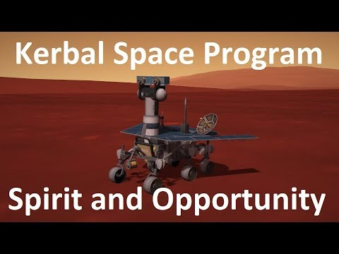 DOWNLOAD: Opportunity Rover Mission in KSP - RIP