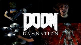 Damnation (DOOM 2016) - Metal Cover || BillyTheBard11th