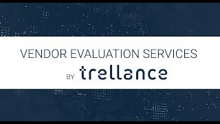 Vendor Evaluation Services by Trellance