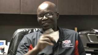 Coach Amienyi