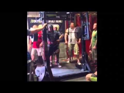 Recap of the Old School Gym meet 550/350/575 1475 total