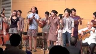 Alma Llanera - ラテンアメリカ音楽演奏入門2011成果発表コンサート