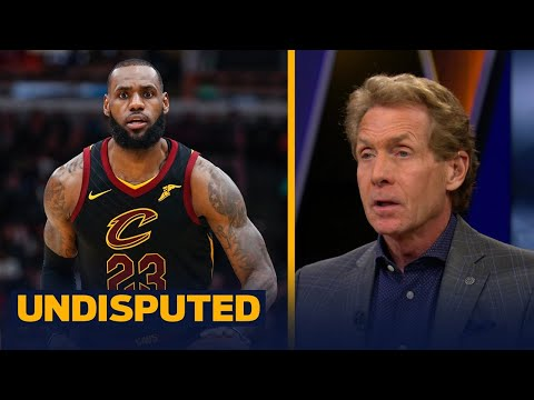 Has LeBron James proven he is this year's MVP during the Cavs' 12-game winning streak? | UNDISPUTED