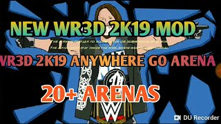 wr3d 2k19 mod by mangal yadav gameplay - मुफ्त ऑनलाइन