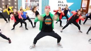 Монатик - Кружит.Choreography by Артем Атанов.MODERN MADNESSAll Stars Dance Centre 2016