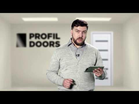 """Двери Серии U Профильдорс """"ProfilDoors"""""""
